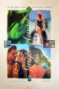 Swept Away Resort Jamaica Ad