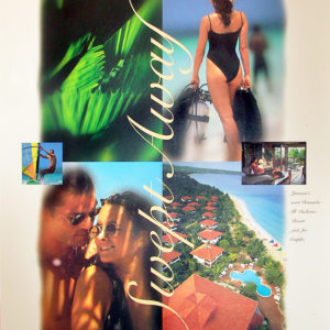 Swept Away Resort Jamaica Ad